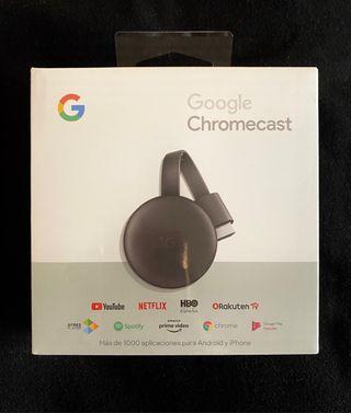Chromecast NUEVO PRECINTADO