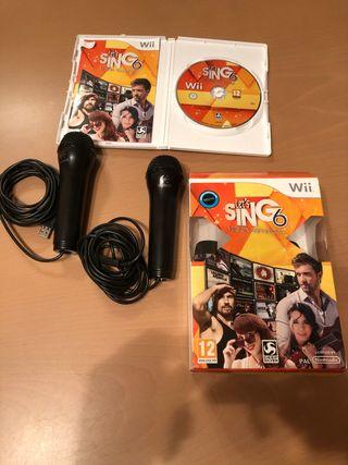 Let's Sing 6 para Wii