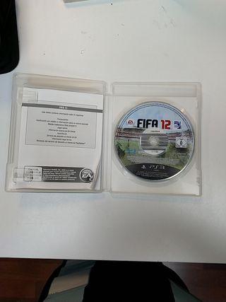 FIFA 12. PS3