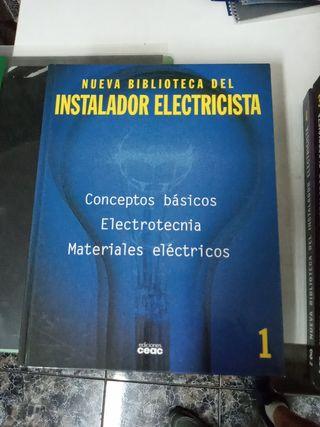 Biblioteca del instalador electricista