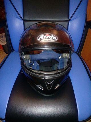 casco modular airoh helmet talla m