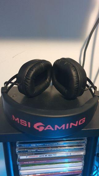 Auriculares Gaming MSI