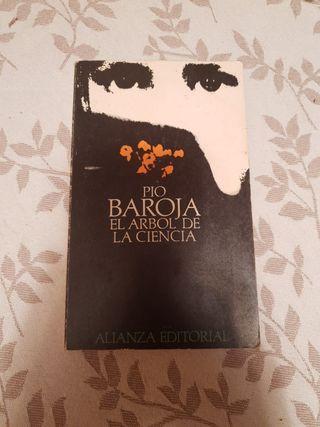 Pio Baroja. El árbol de la ciencia