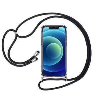 Funda iPhone 12 con cordón nueva