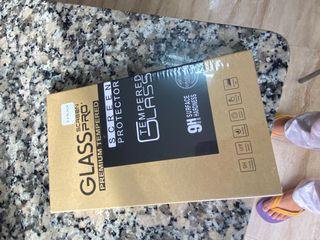 Cristal templado iphone 12 mini 3 unidade nUeVo