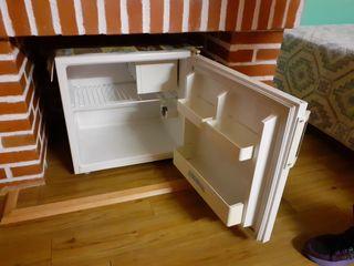frigorífico pequeño.