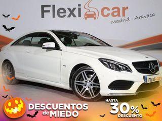 Mercedes Clase E Coupé E 220 d