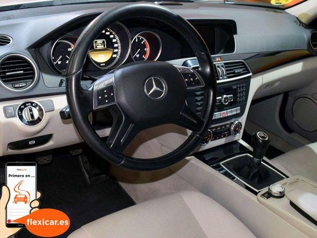 Mercedes Clase C C 220 CDI Blue Efficiency Estate