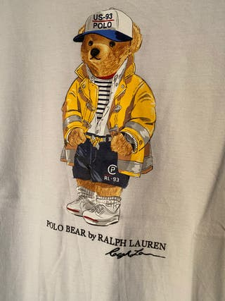 Camiseta Polo bear Ralph Lauren talla XL