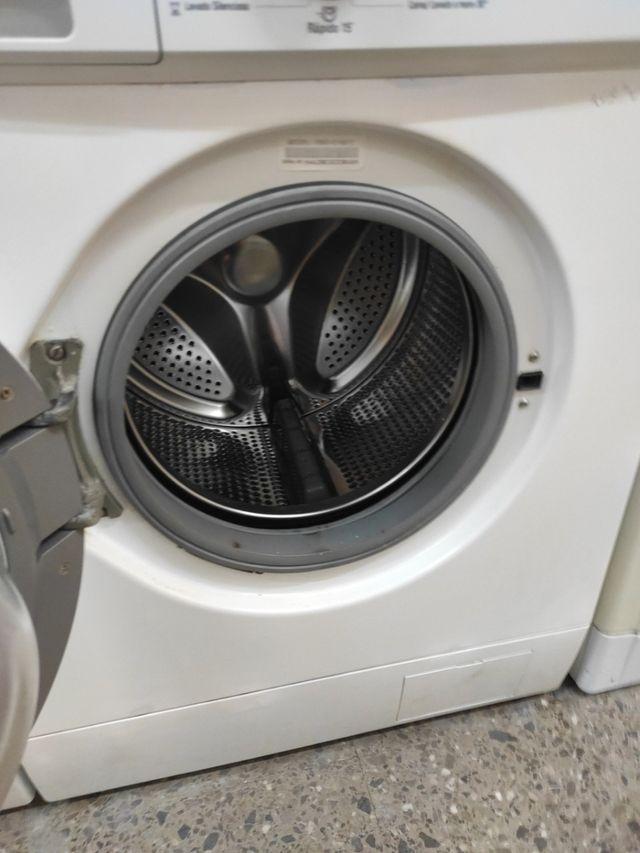 lavadora Daewoo de 8 kilos