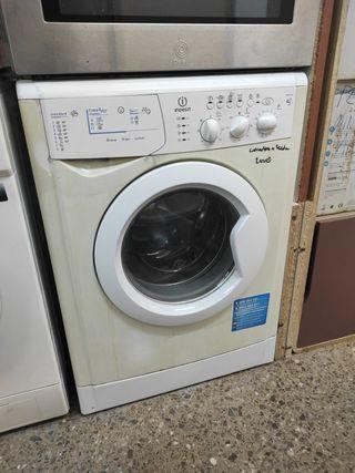 lavadora secadora Indesit