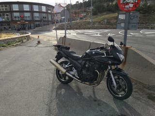 Suzuki bandit gsf 650 S IMPECABLE!