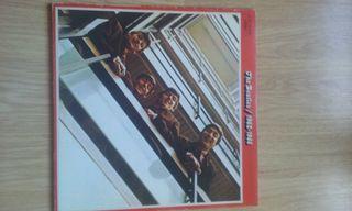 Doble Lp Vinilos. Beatles. 1962/1966.