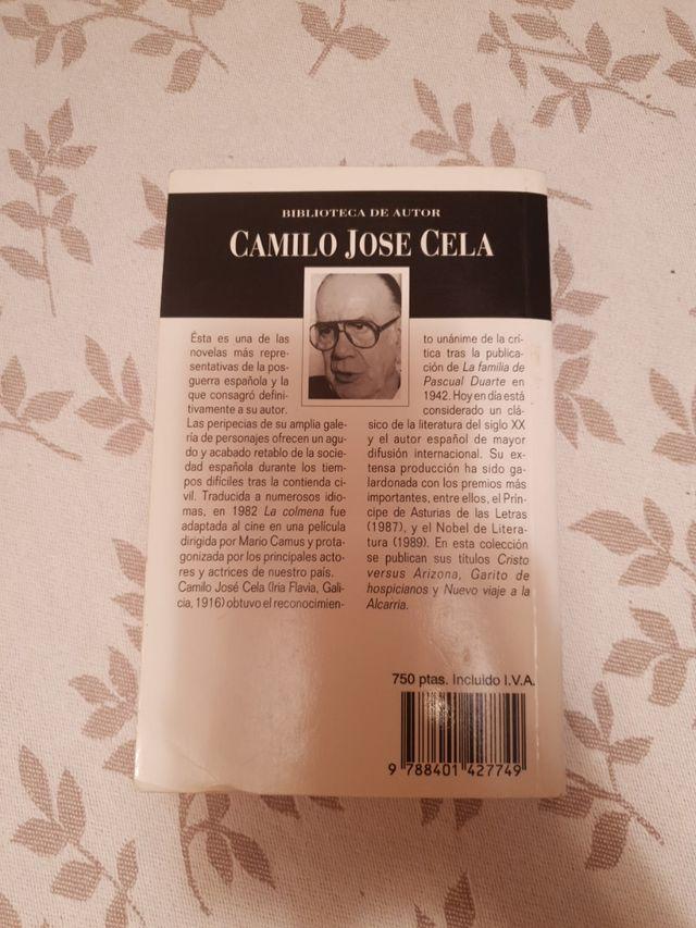 Camino José Cela. La colmena