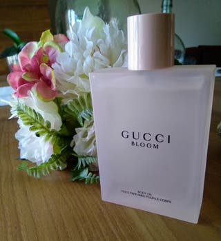Aceite Corporal Gucci Bloom