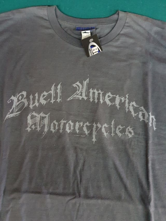 buell camiseta