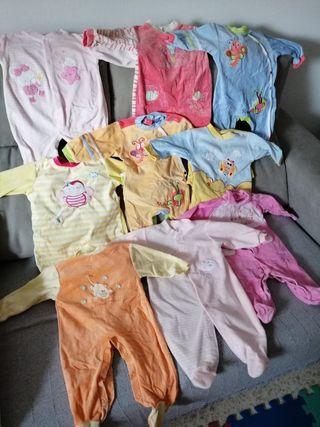 pijamas bebés 6-9 meses