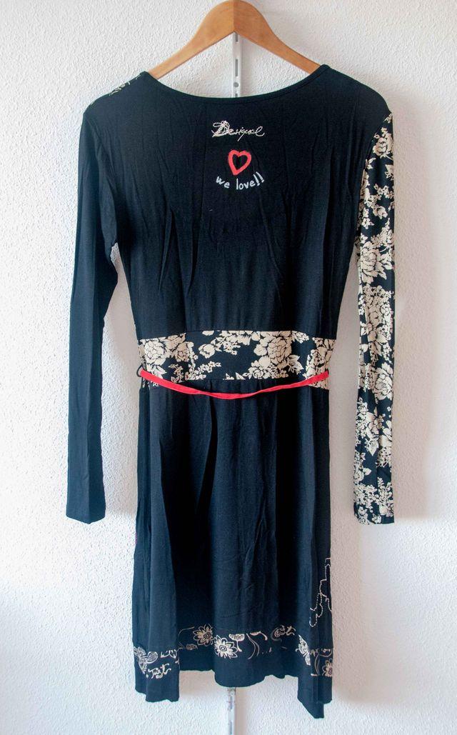 Vestido Desigual - talla M - como nuevo