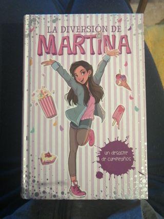 La diversión de Martina varios tomos