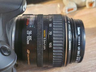 objetivo canon 28-105 mm ultrasonic