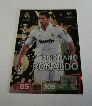 CRISTIANO RONALDO LIMITED EDITION CHAMPIONS 2011
