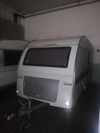 Caravana Adrià Aviva 350Lite
