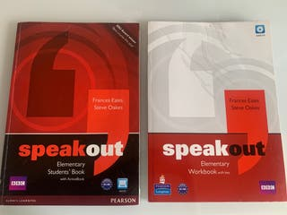 Libro inglés, Speak out A2