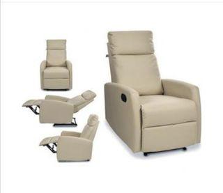 OFERTA!! hermoso sillón reclinable nuevo.