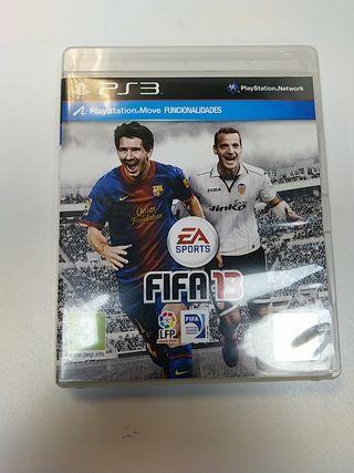 FIFA 13 PS3 E/A SPORTS