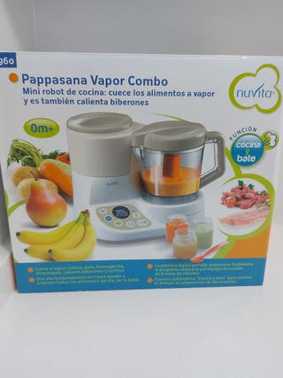 Mini robot cocina Nuvita