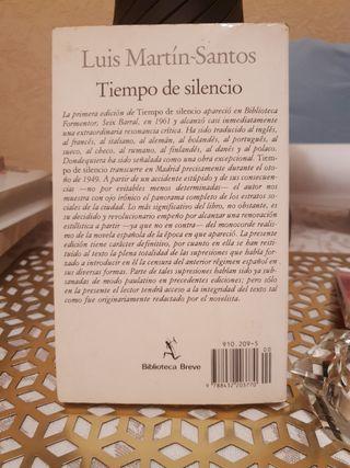 Luis Martín Santos. Tiempo de silencio