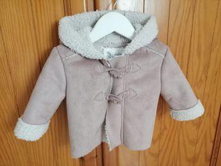 chaqueta abrigo invierno bebe 3-6 meses