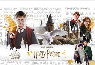 Cromos Harry Potter Carrefour