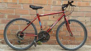 Bicicleta de montaña, ruedas de 26 pulgadas