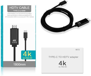 Cable USB-C a HDMI