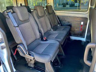 Ford Transit Custom 9 Plazas