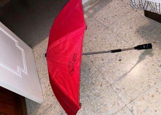 Parasol carro bebé.