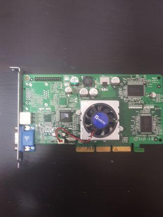 InsideTNC NVIDIA GEFORCE4 MX440 64MB AGP