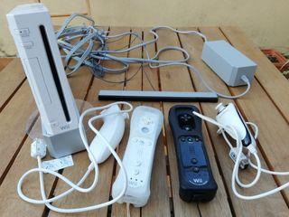 Nintendo Wii + 2 mandos
