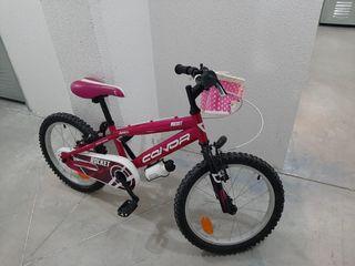 """Bicicleta Conor 18 """""""