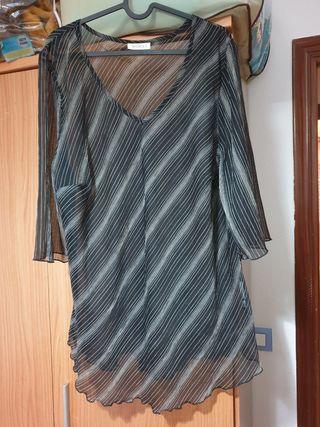 Blusa de vestir
