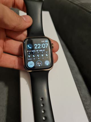 Apple Watch 4 44 inox gold