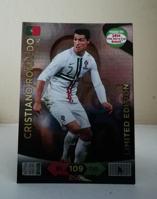 CRISTIANO ADRENALYN XL LIMITED EDITION BRASIL 2011