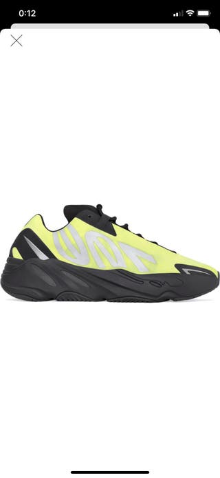 Adidas Yeezy 700 Phosphor
