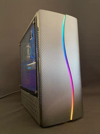 ordenador gaming i5/gtx 1050ti 4gb/12gb ram