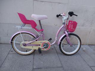 Bicicleta marca MONTY.