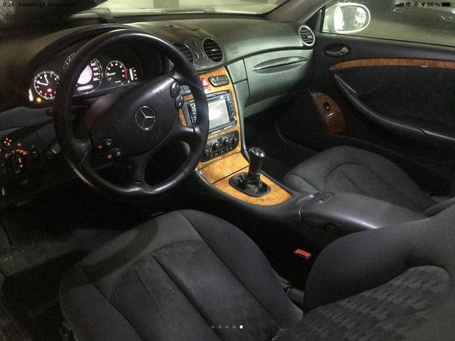 Mercedes-Benz. Clk 240 2004