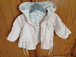chaqueta de entre tiempo para bebé 6 meses