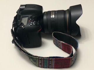 Nikon D 610 + Nikon 24/120 f4