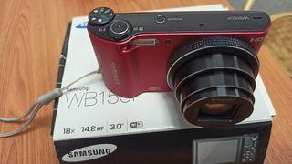 Cámara digital Samsung WB 150F